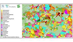 Kartierung der deutschen Agrarlandschaft