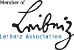 Logo der Leibniz Association