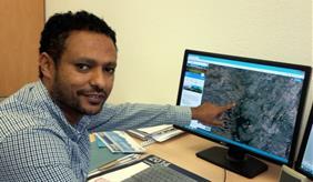 ERASMUS-Student Dawit Ashenafi Ayalew