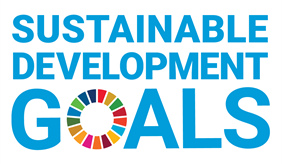 Logo: Sustainable Development GOALS