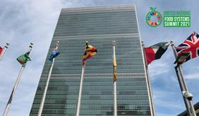 UNO-Hauptquartier in New York