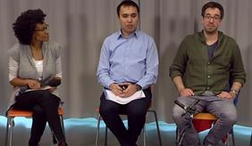 Podiumsdiskussion Listen to researchers discuss their challenges and experiences when applying QCA methodology. The panel discussion was organised in the frame of the Berlin Young Researchers' Workshop on the Study of Cooperatives (27-30 March 2017)