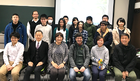 Collaborative meeting at the Tokyo University of Agriculture and Technology (TUAT)