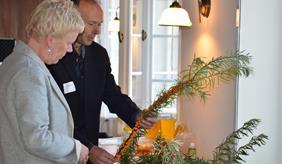 Staatssekretärin Dr. Carolin Schilde besucht MoPlaSa-Projektteam am ZALF