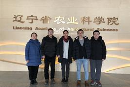 ZALF researchers visited the academy of agricultural sciences in Shenyang