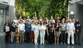 Participants of DAKIS Kick-off Meeting