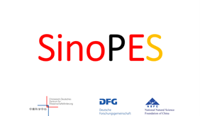 """Logo of project """"SinoPES"""""""