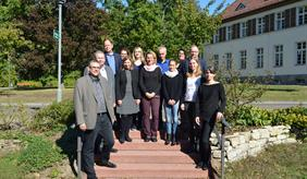 Group photo at the kick-off meeting of the ReGerecht project