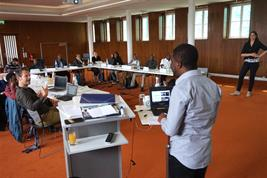 SusSusLAND organizes German-African PhD student meeting