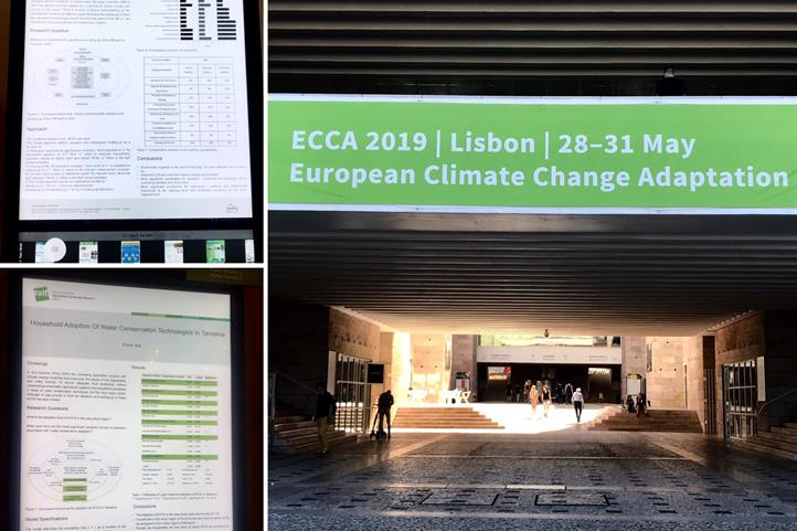 Konferenz: 4th European Climate Change Adaptation | Quelle: © Srijna Jha / ZALF.