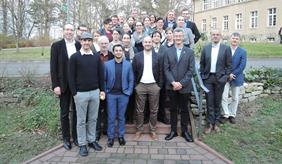 Gruppenfoto BonaRes Zentrum