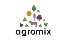 Logo of the project AGROMIX