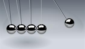 Newton´s pendulum