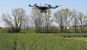 Pheno-Rob Drohne
