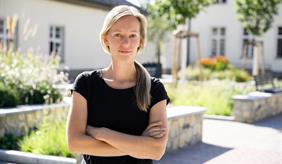 Preisträgerin Dr. Jana Zscheischler
