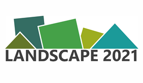 Logo of conference Landscape 2021