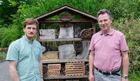 Dr. Peter Weißhuhn (ZALF) und Prof. Dr. Thomas Schmitt (SDEI) im Interview: Ein Maßnahmenprogramm zum Insektenschutz für Brandenburg entsteht