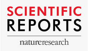 LOGO - Scientific Reports is an online open access scientific mega journal published by Nature Publishing Group