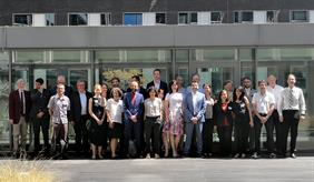 Smart-AKIS held the final conference in Brussels. The Participants