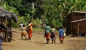 Ein Ziel von Trans-SEC ist es, Kinder in Subsahara-Afrika vor Mangelernährung zu schützen.