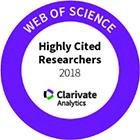Highly cited Researcher Award